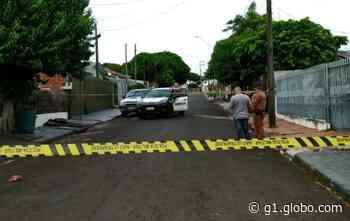 Homem é morto a tiros em Santa Terezinha de Itaipu - G1