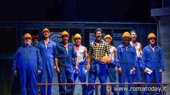 The Full Monty, il Musical al Teatro Sistina