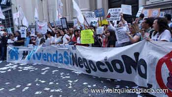 Otra vez ganan los bancos: Alberto Fernández deja en banda a los hipetecados UVA - La Izquierda Diario