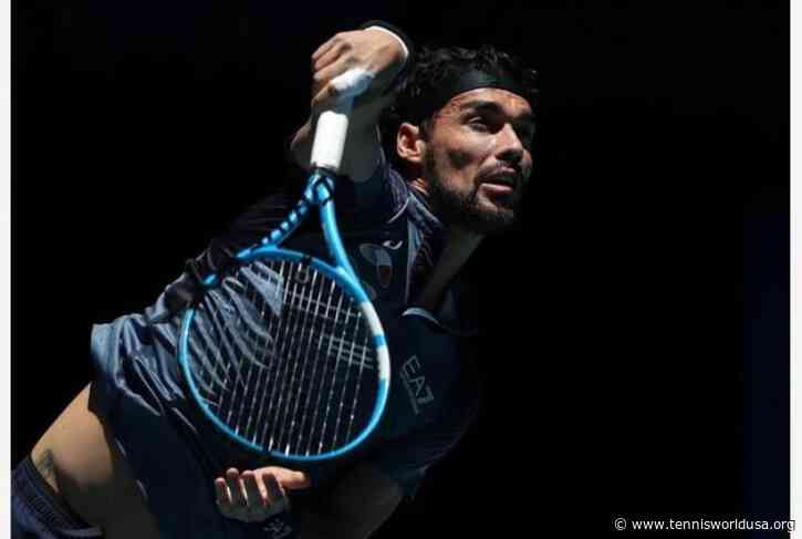 Fognini:When Roger Federer eNovak Djokovic are at the top,it's difficult to play them