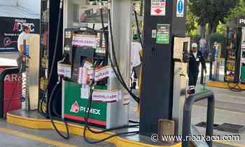 Siempre sí, clausuran gasolinera que roba combustible en San Jacinto Amilpas - RIOaxaca