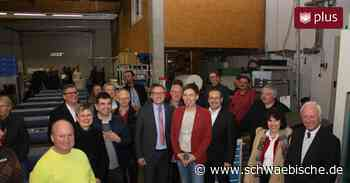 Handels- und Gewerbeverein Westhausen startet in ein stürmisches 2020 - Schwäbische
