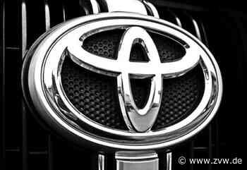 Unbekannte kippen Toyota um - Zeitungsverlag Waiblingen