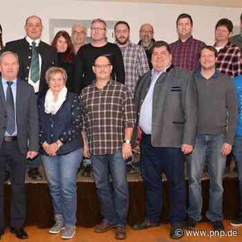 Kandidatenzahl voll ausgeschöpft - Stubenberg - Passauer Neue Presse