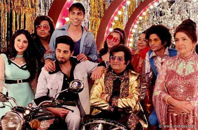 Shubh Mangal Zyada Saavdhan actor Jitendra all praises for Bappi Lahiri