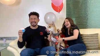 Madhuri Dixit's birthday wish for hubby Sriram Nene is all about 'love'