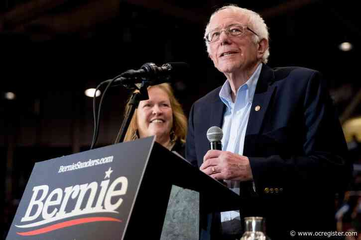 Sanders edges Buttigieg in New Hampshire, giving Democrats 2 front-runners