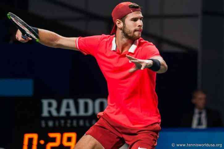 Karen Khachanov: I would like to be first of the NextGen to win a slam