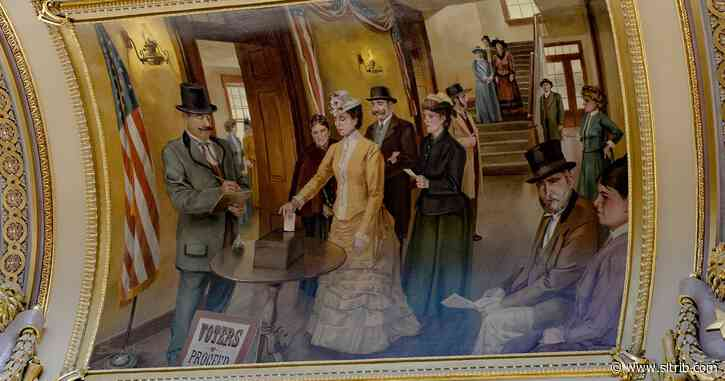 Utah women first won suffrage 150 years ago. Here's what polygamy had to do with it.