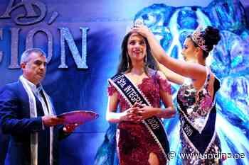 Carnaval de Cajamarca: eligen a candidata de Celendín como Reina Integración - Agencia Andina