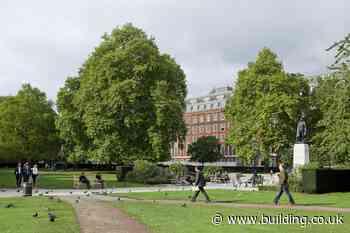 Winner named for Grosvenor Square redesign contest