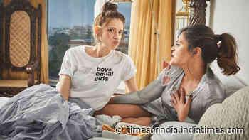 Richa Chadha's post congratulating Kalki Koechlin on Sappho's birth demands your attention