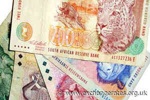 South African Rand: Sharp Manufacturing Production Decline Fails To Dent ZAR Rates - Exchange Rates UK