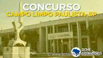 Concurso Prefeitura de Campo Limpo Paulista-SP 2020 - Guarda Municipal - Ache Concursos