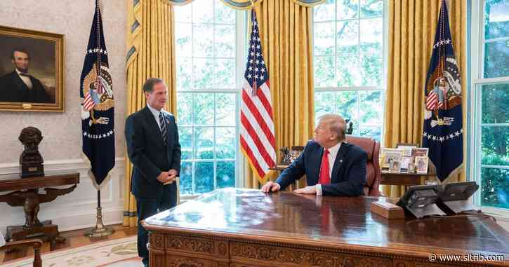 Trump may pick Utah Rep. Chris Stewart to be the director of national intelligence