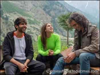 Sara and Kartik on working with Imtiaz Ali