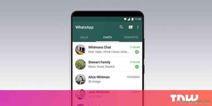 WhatsApp now has more than 2 billion users
