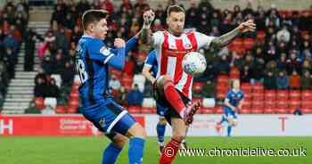 Chris Maguire expected to be fit for Sunderland's clash with Oxford