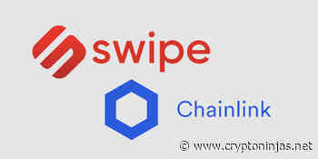 Swipe (SXP) crypto wallet and card integrates Chainlink for decentralized pricing - CryptoNinjas