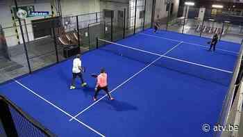 Hello Padel Academy wil sport laten groeien in Hoboken - ATV