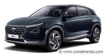 Hyundai Motor aims to sell 10,100 units of Nexo this year - The Korea Herald