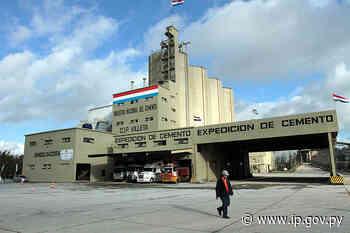 Incendio en planta de Villeta fue rápidamente controlado por personal de la INC | - ip.gov.py