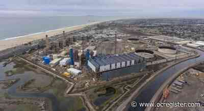 More environment-friendly power generators go online in Huntington Beach