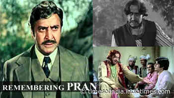 Remembering Pran: The most loved villain of Indian cinema