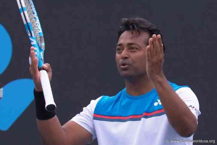 Leander Paes: Choosing doubles partners is something I instinctively know