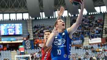 Miquel Salvó, en la agenda del San Pablo Burgos - Piratas del Basket - Piratas del Basket