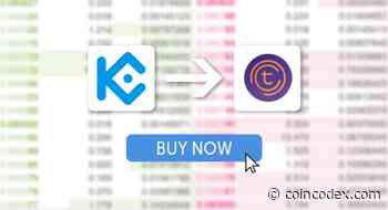 How to buy TomoChain (TOMO) on KuCoin? | CoinCodex - CoinCodex