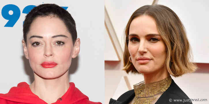 Rose McGowan Slams Natalie Portman's 'Offensive' Activism, Calls Out the Number of Female Directors She Has Hired