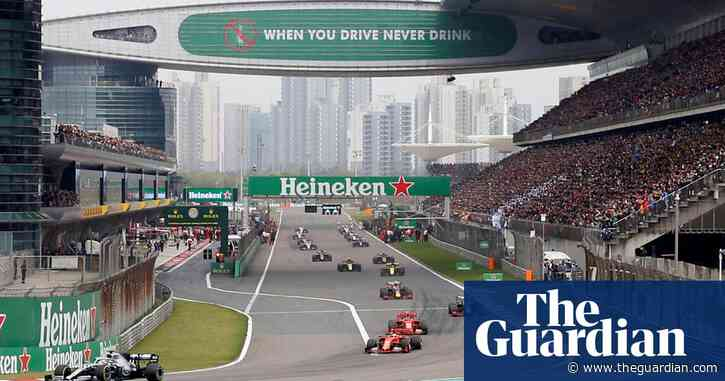 F1's Chinese GP called off because of coronavirus with Vietnam race at risk