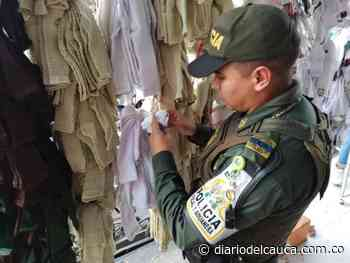 Continúa lucha frontal contra el contrabando en Arauca, caen 910 unidades de confecciones - Diario del Cauca
