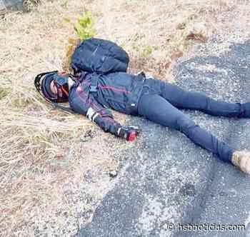 Misterioso asesinato de motociclista en carreteras de Arauca | HSB Noticias - HSB Noticias
