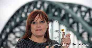 Inspirational Glass Slipper award winner has now published two books