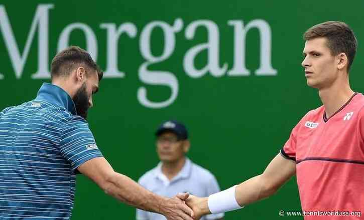 Hubert Hurkacz: Benoit Paire is one of most likable fellows on Tour