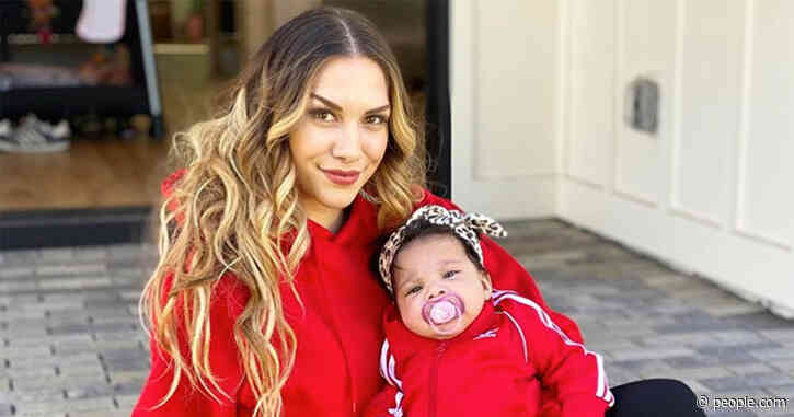 Allison Holker Says Bottle Feeding 'Meets Our Lifestyles': My Kids Are 'Super Healthy'