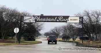 Bids reach $3.5 million on Pheasant Run; online auction to close this afternoon
