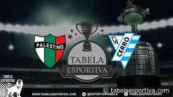 Palestino x Cerro Largo: Onde assistir AO VIVO – Copa Libertadores - 12/02/2020 - Tabela Esportiva