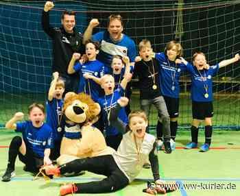 JSG Hattert Überraschungssieger beim 1. Indoor Soccer Cup - WW-Kurier - Internetzeitung für den Westerwaldkreis