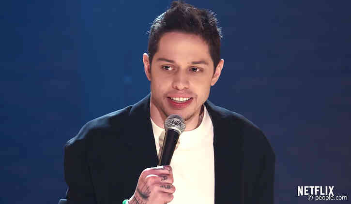 Pete Davidson Set to Star in New Netflix Comedy Special — Watch the Trailer