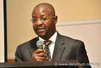 Sports minister inspects Nigerian wrestling facilities in Yenagoa - Daily Trust