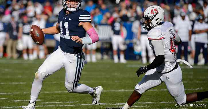 The 2020 BYU-Northern Illinois football game is being moved to Chicago