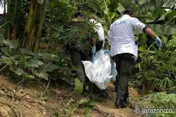 Hombre fue asesinado en zona rural de Los Córdobas - LA RAZÓN.CO