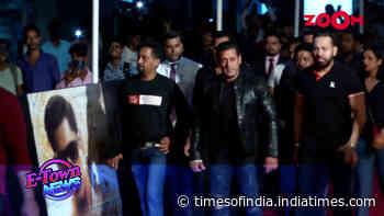 Prabhu Deva is all praise for his 'Radhe' actor Salman Khan