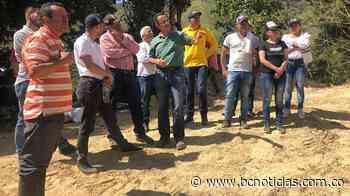 En Marulanda intervendrán 4 kilómetros de vía del corregimiento Montebonito - BC Noticias