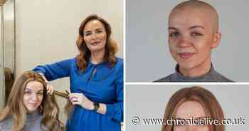 The inspirational Whitley Bay alopecia sufferer who has become the face of The Wonderful Wig Company