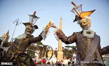 """Roma, Raggi: """"Carnevale in città"""", sei giorni di festa per grandi e piccoli - Romait"""