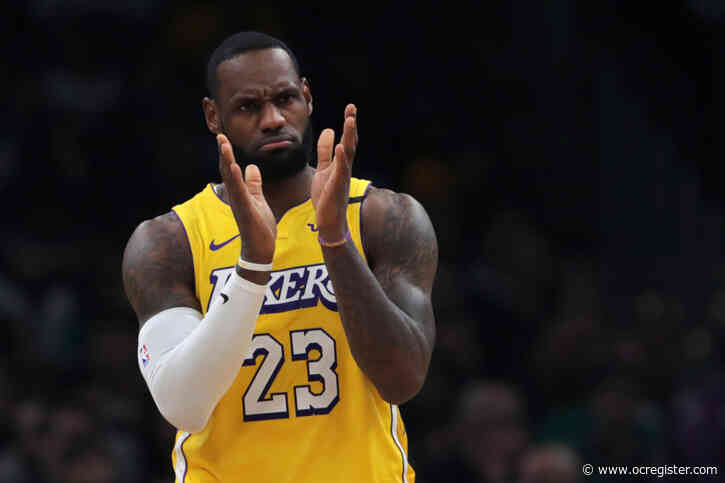 Purple & Bold: With All-Star Break approaching, Lakers keep their eye on the ball
